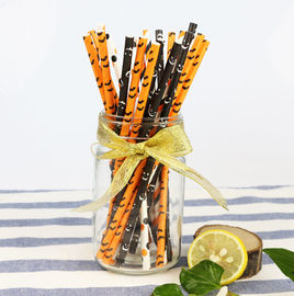 لوگوی سفارشی Straws Color Paper Straw، Straws Fancy for Weddings